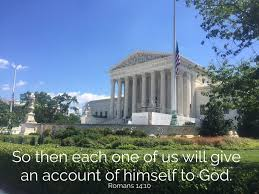 So then each of us will give account unto God